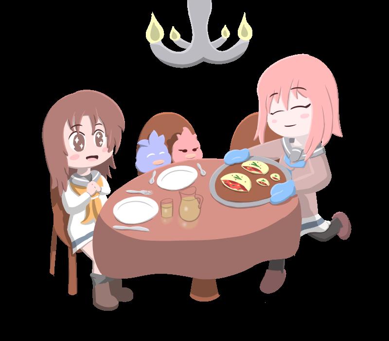 Natsumi's Dinner