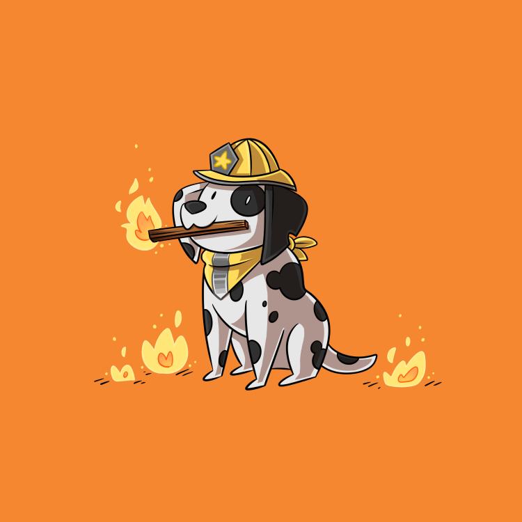 Witch Familiars - (3/16) - Fire Witch's Pyro Dalmatian