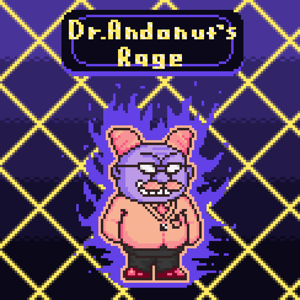Earthbound Halloween Hack - Dr. Andonut's Rage