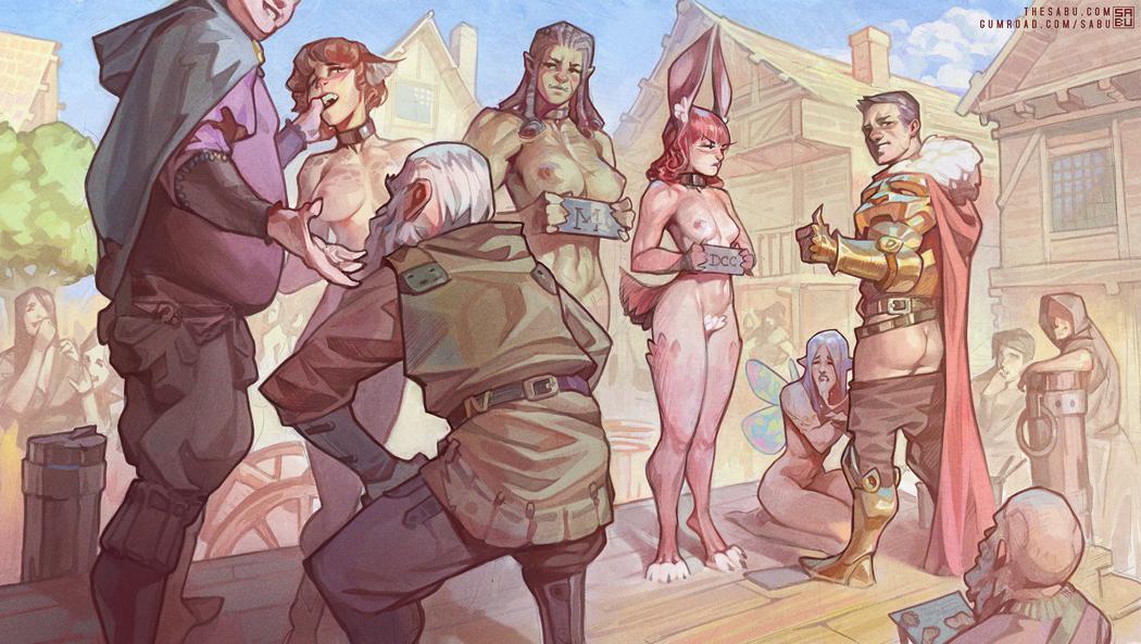 Salazar's Bazaar of Oddities (OC)