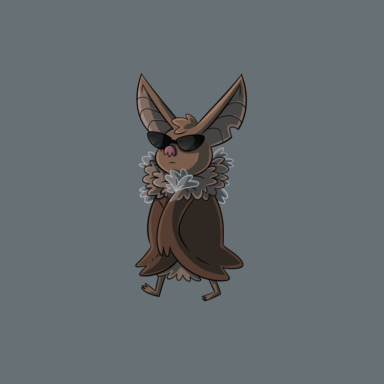 Witch Familiars - (6/16) - Darkness Witch's Bat Widow