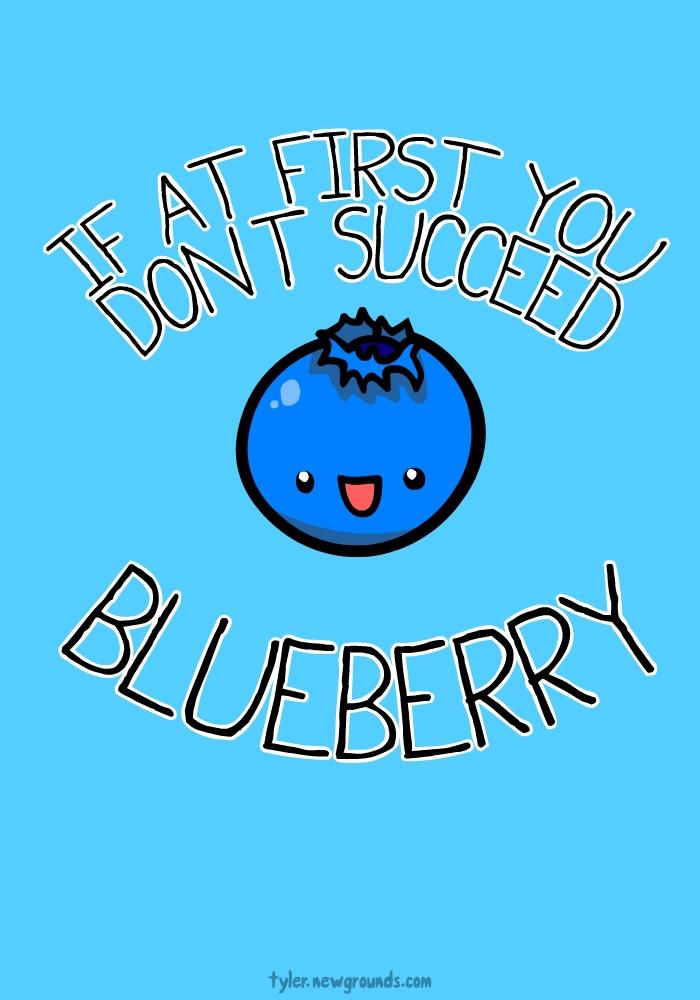 Blueberries - iPhone Wallpaper