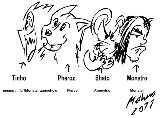 Some of my chars
