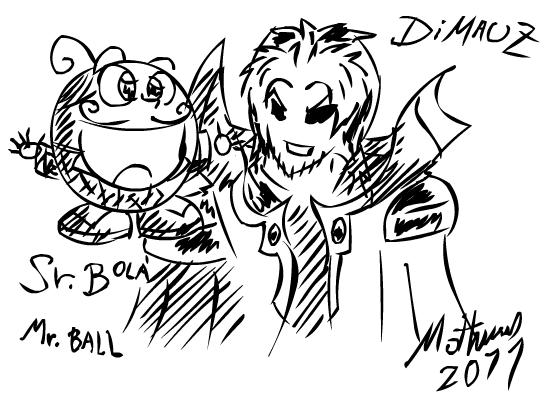 Dimauz & Mr.Ball