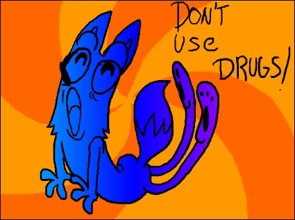 don't use drugs