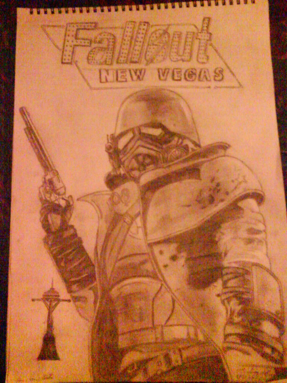 Fallout New Vegas Ranger