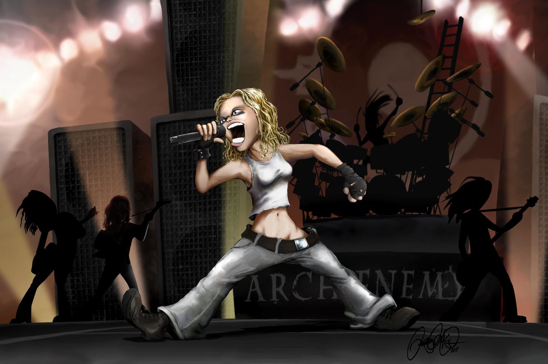 Stage Rage