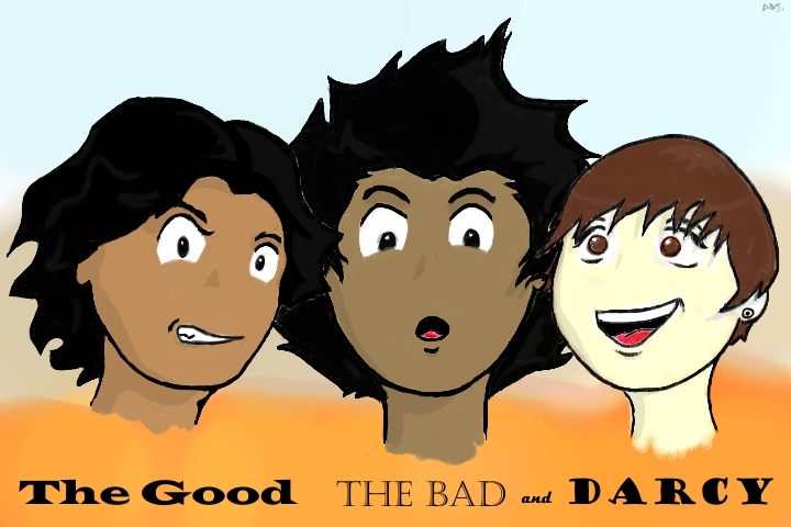 The Good, The Bad, and Darcy
