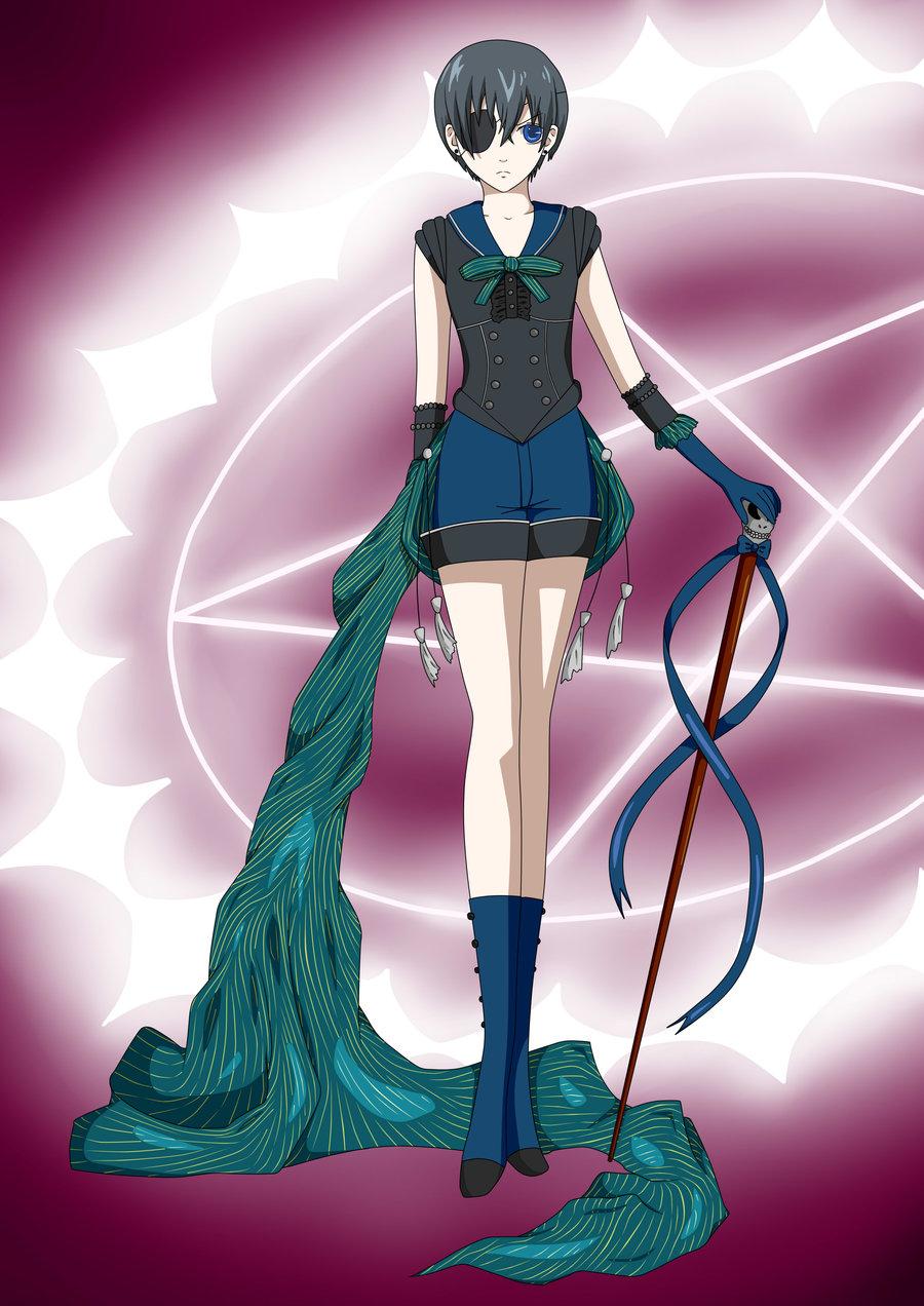 Sailor Phantomhive