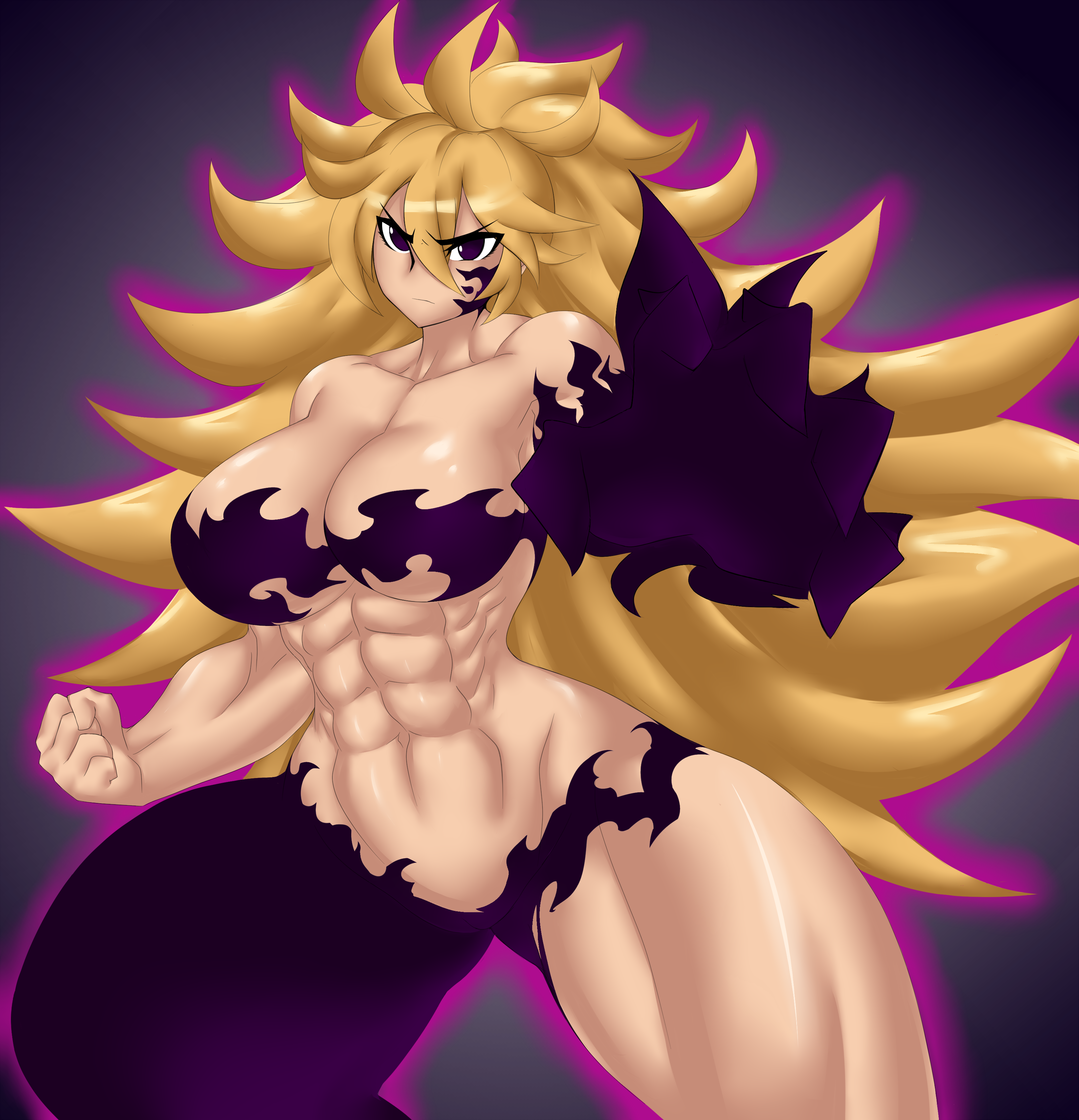 Derieri By Lynkai On Newgrounds Meliodas steps to the challenge, before well. derieri by lynkai on newgrounds