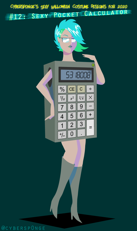 Sexy Calculator