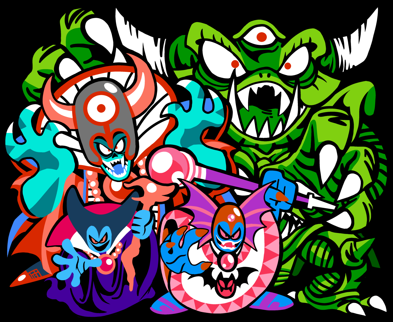 Dragon Quest Ghouls