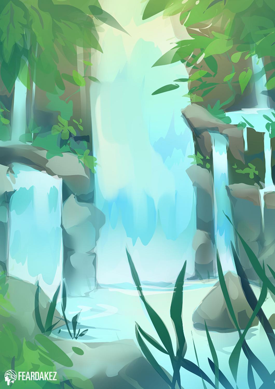 LASSO TOOL CHALLENGE | Waterfall | FEARDAKEZ