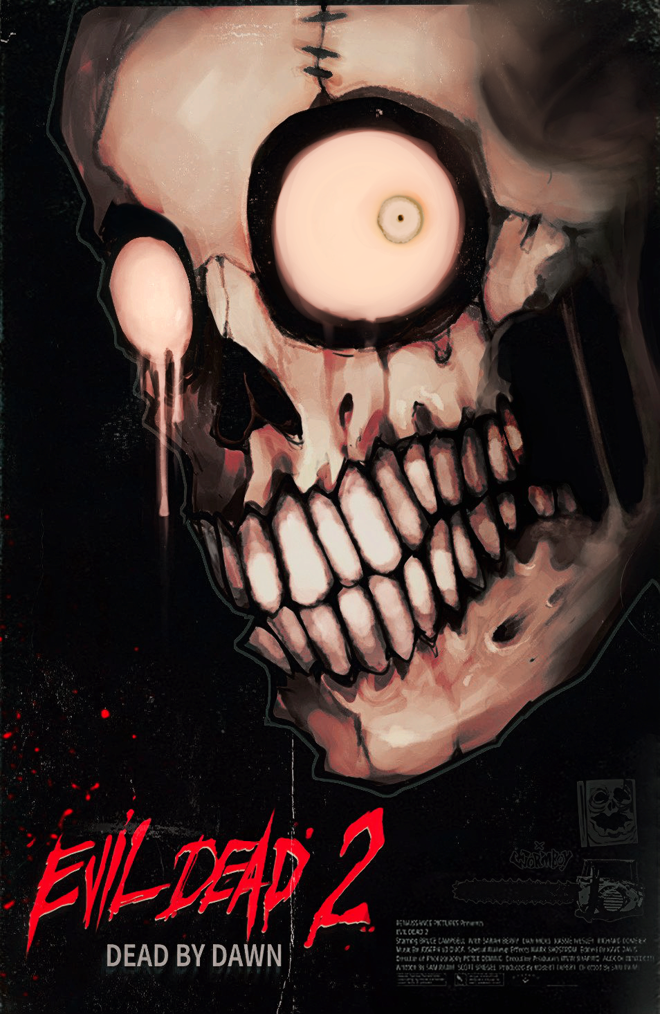 EVIL DEAD 2 (RE-EXHUMED)