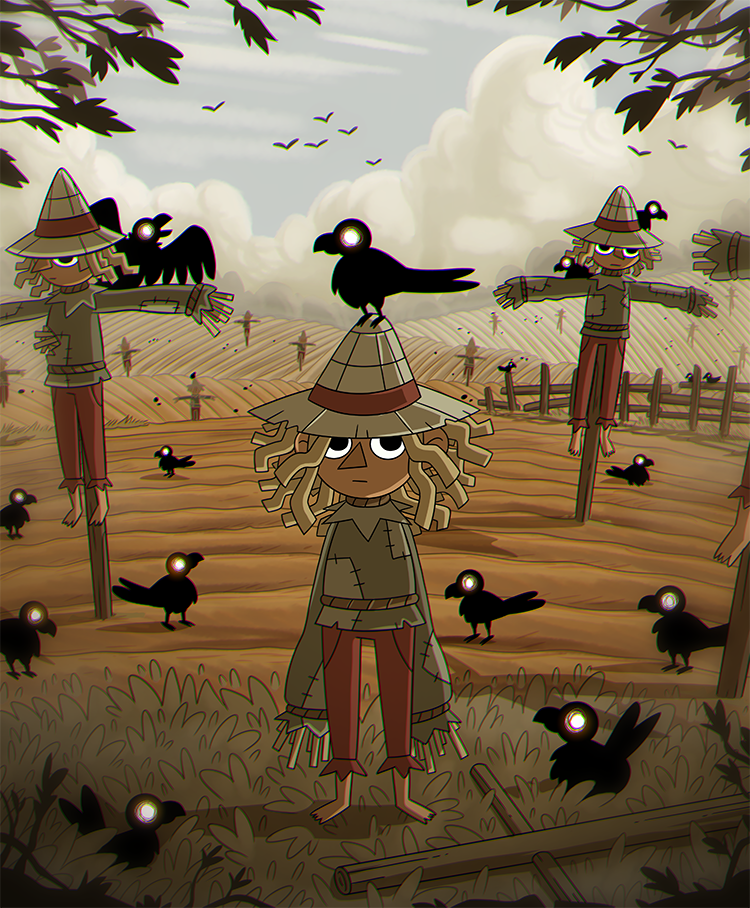 Bad Scarecrow
