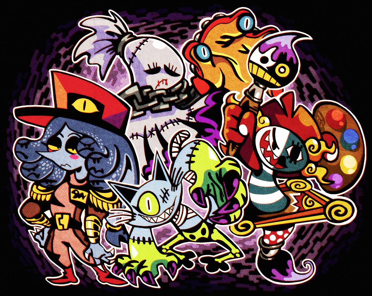 Fright Crew