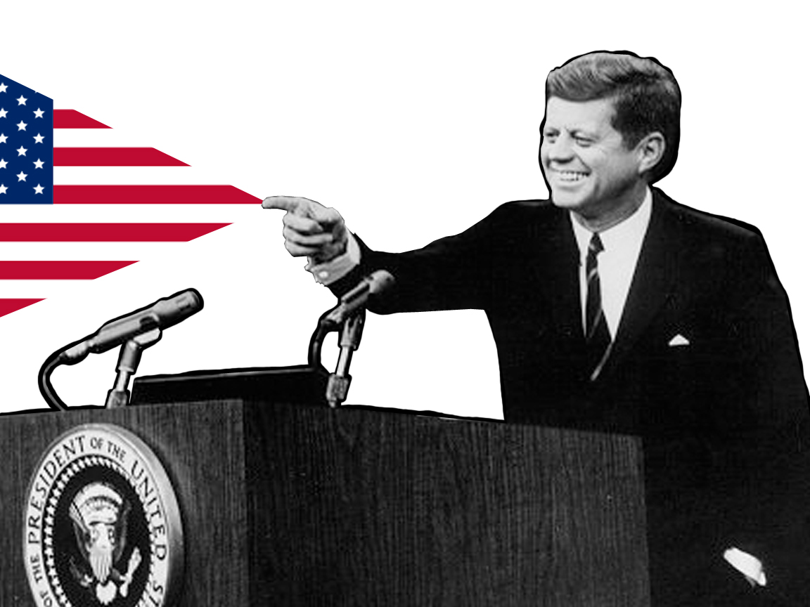 JFK Graphic