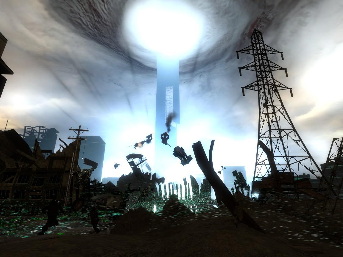 Citadel detonation