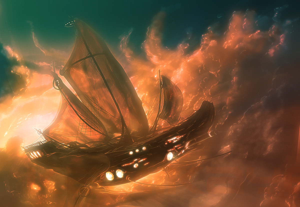 Skyship I