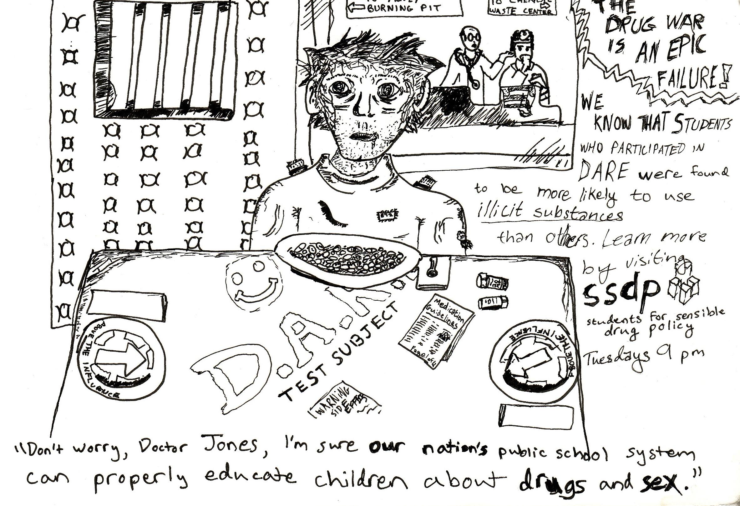 The DARE Program is a Failure