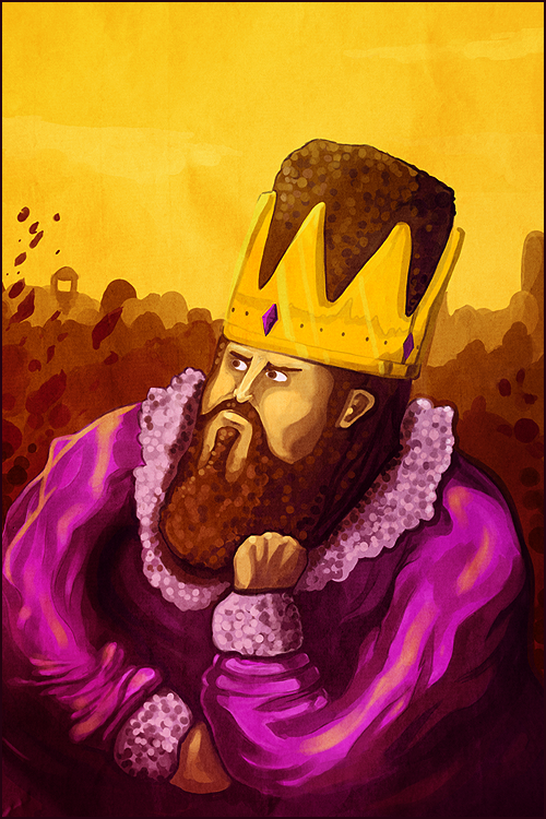 The Burden of a King