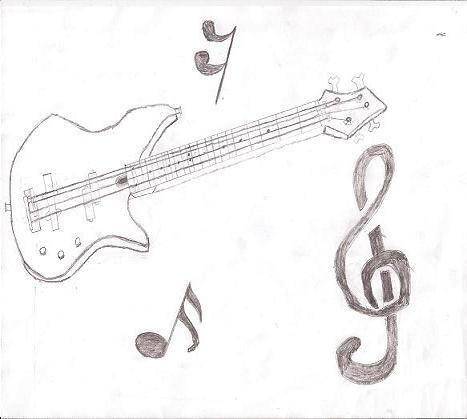 My Bass Guitar BNW