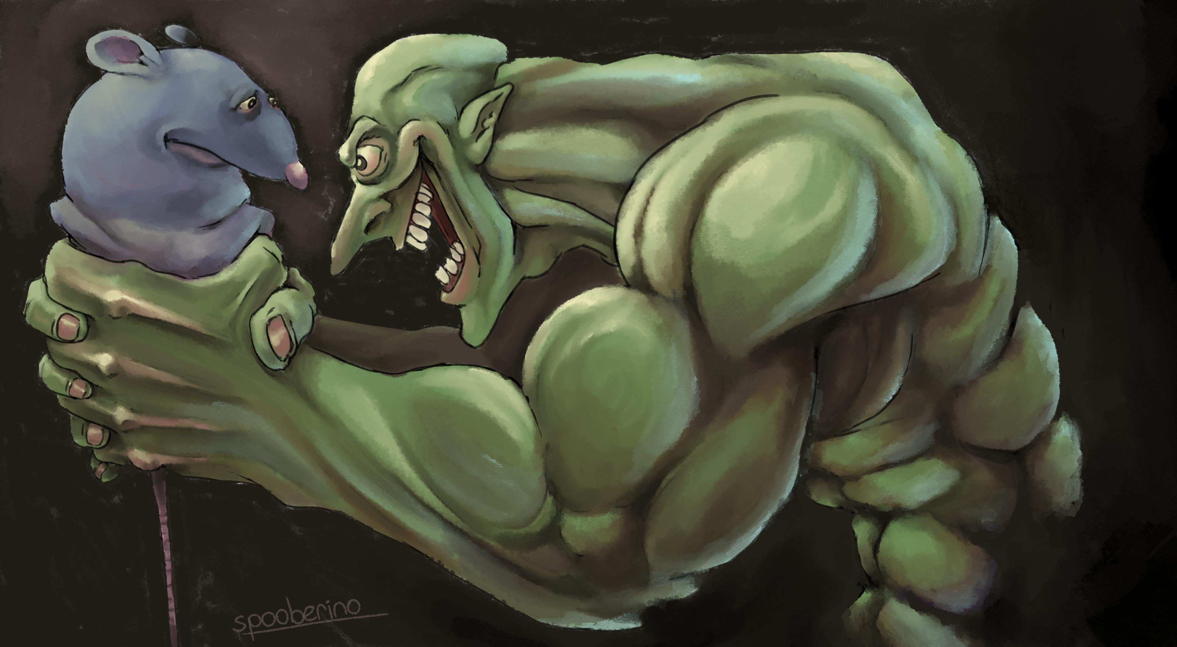 The Goblin's Quarry