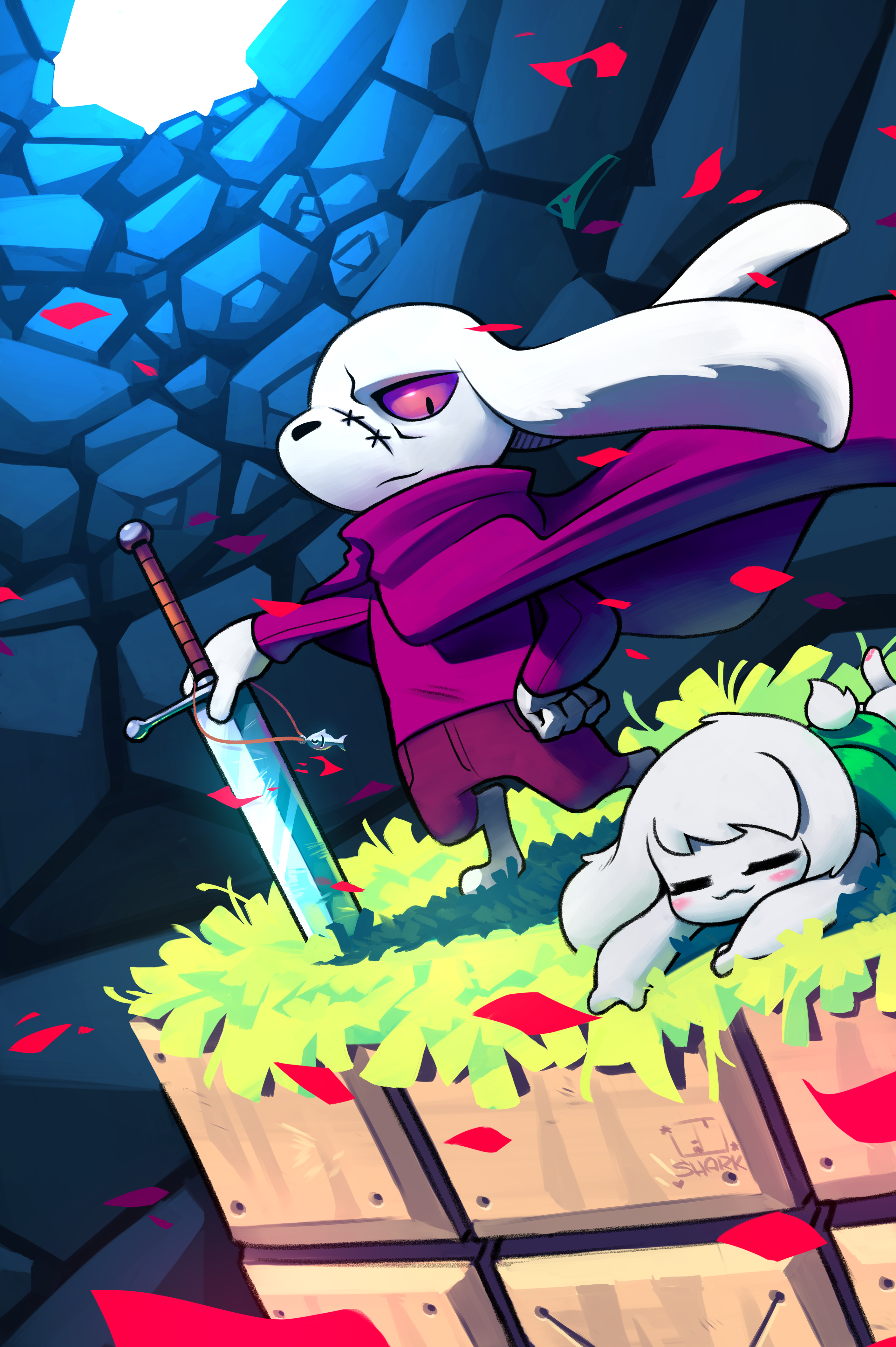 Cave Story-Red
