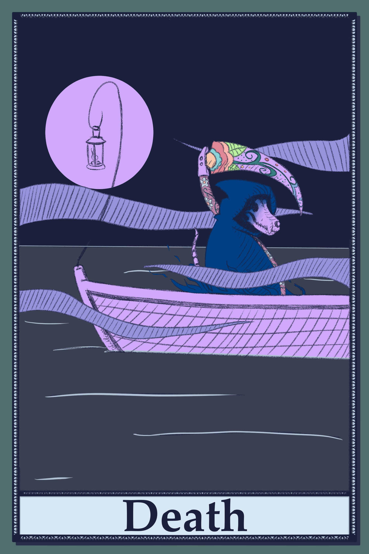 tarotober day 14: death