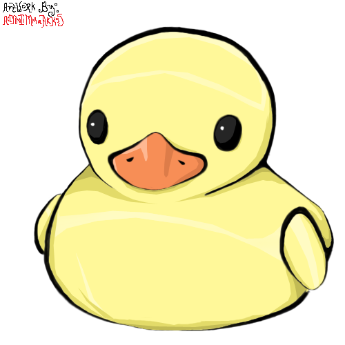 Rubber Ducks are Awesome