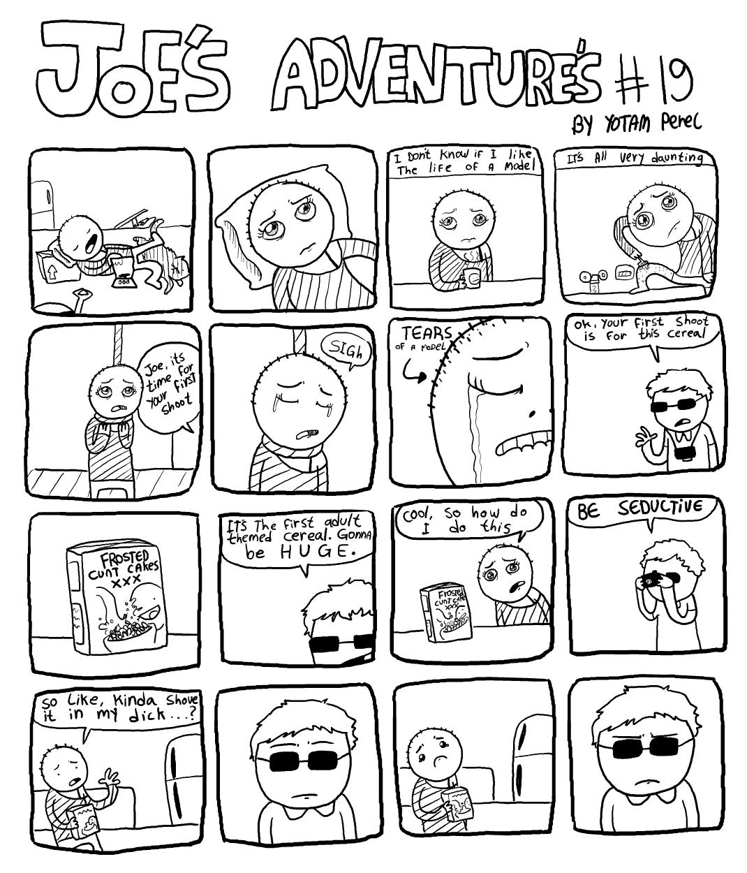 Joe's Adventure's 19