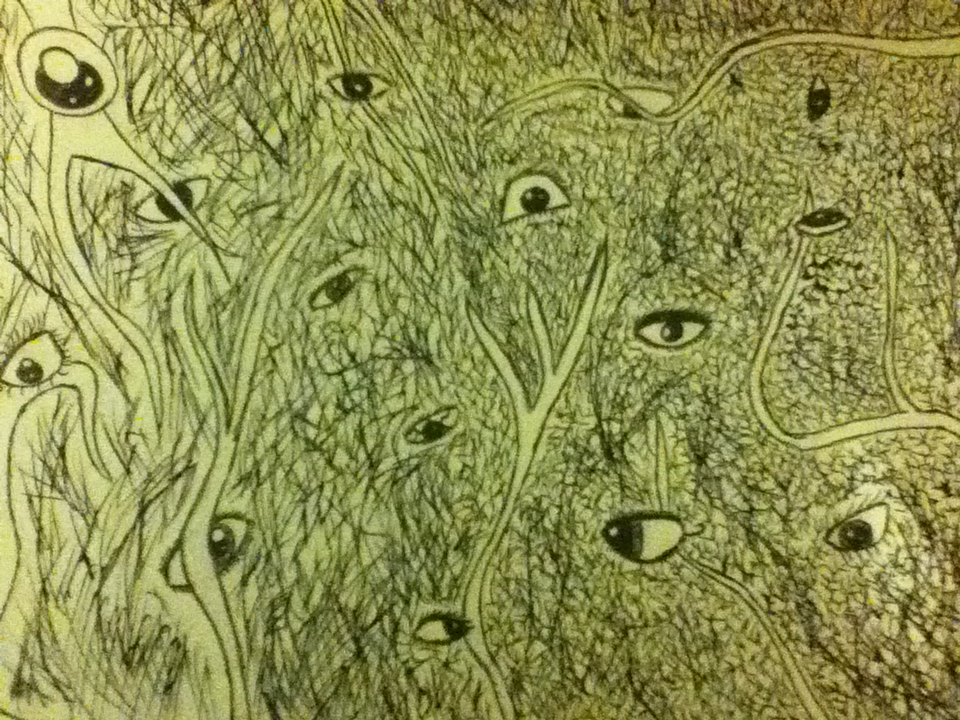 The Forest Of Eyes