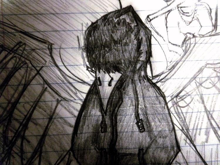 emo crow