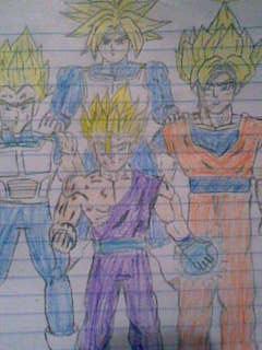 Dragon Ball Z Cell Saga