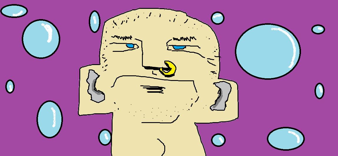 bubbles kill your soul.