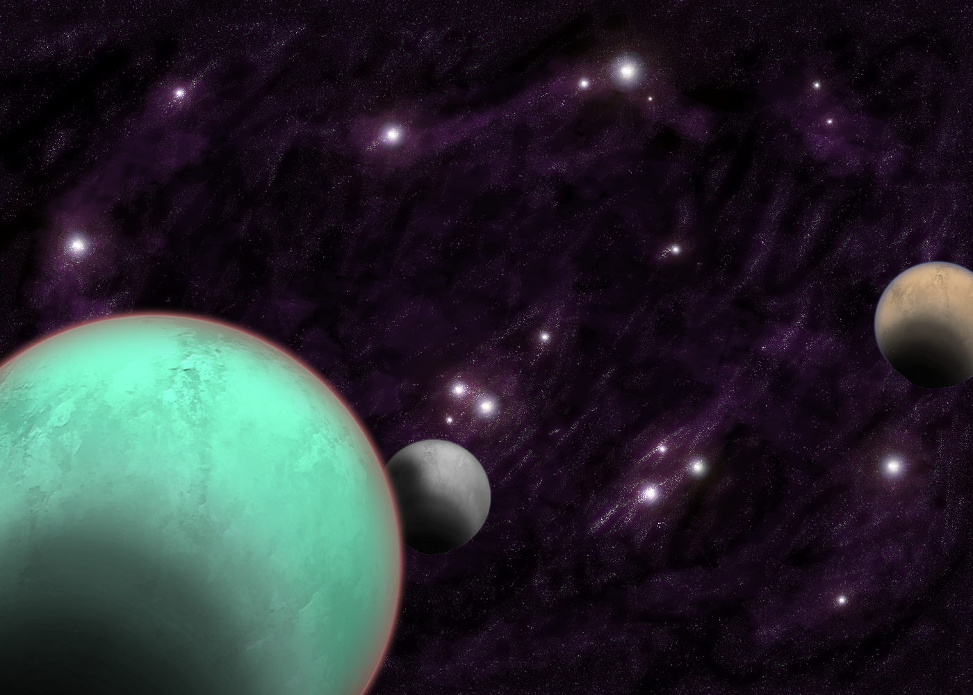 Stars and Planetary Alignments