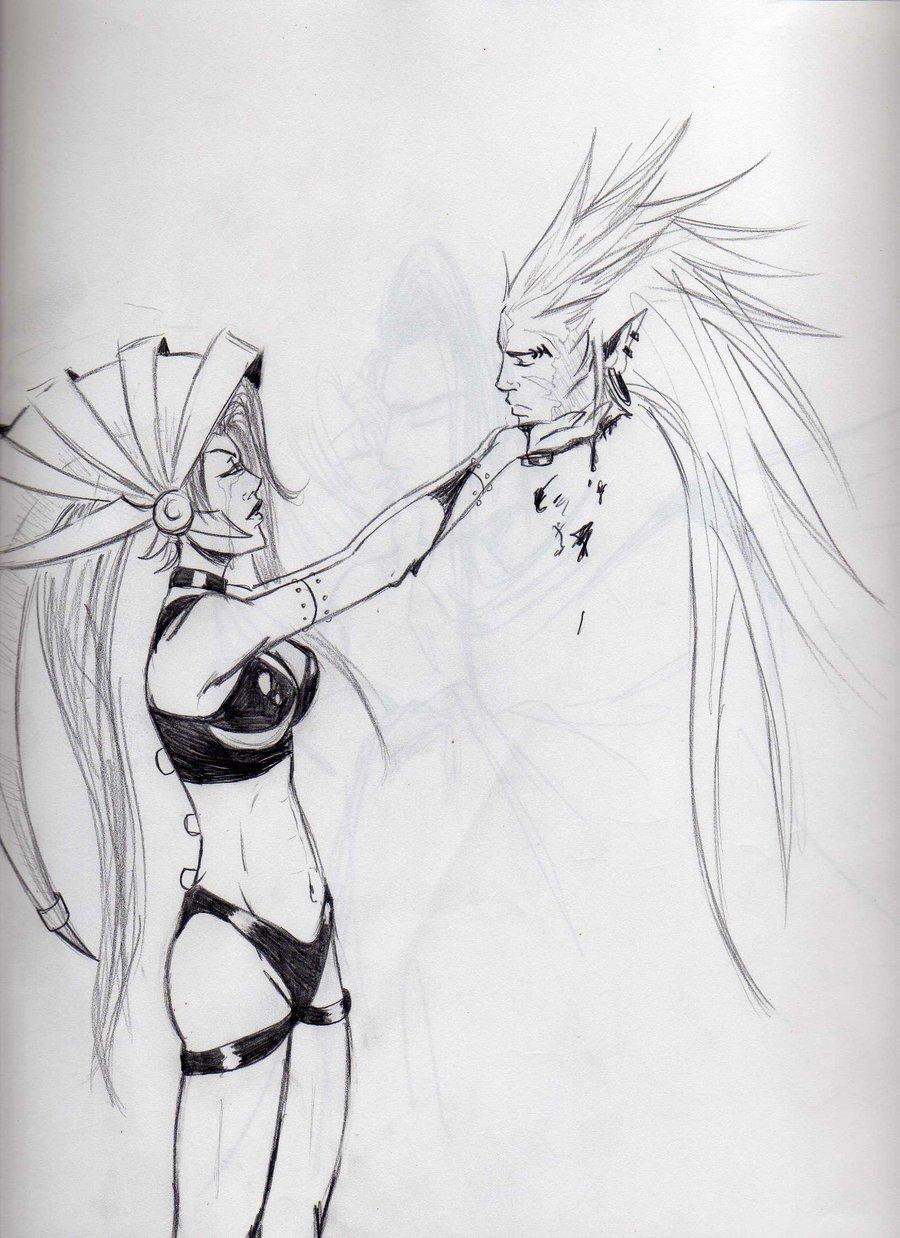 Andromeda and Rick