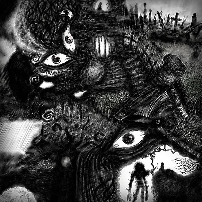 Gods Exhumed By Darkness