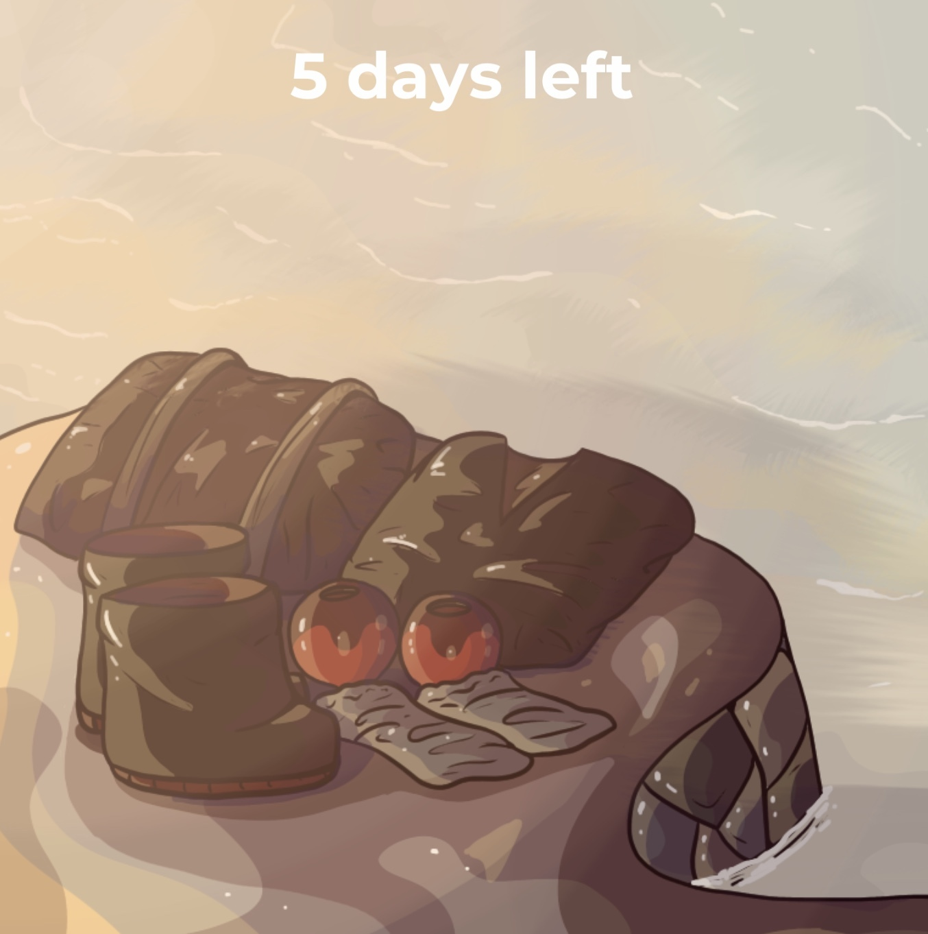 Promo for first episode! 5 days left