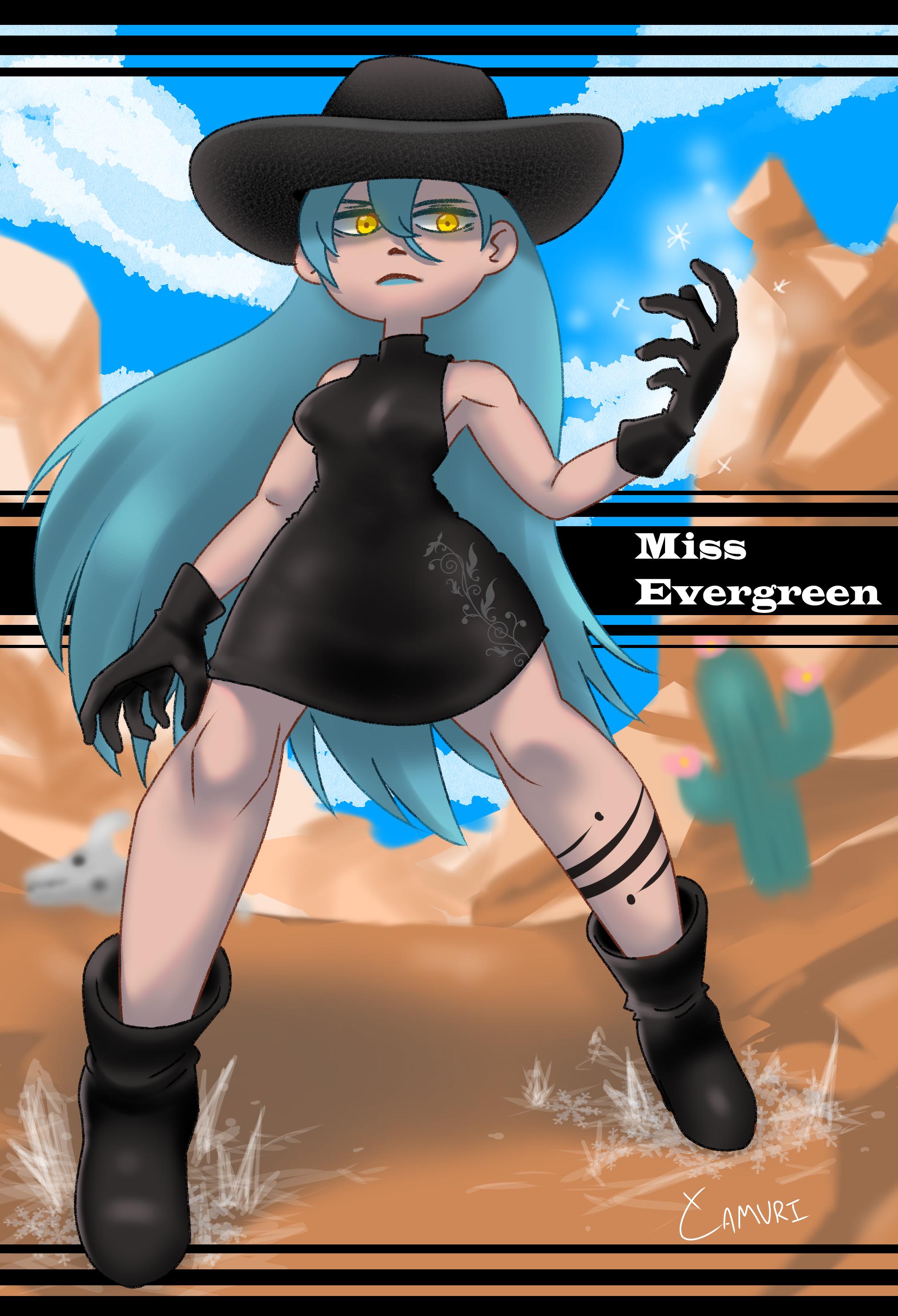 Miss Evergreen