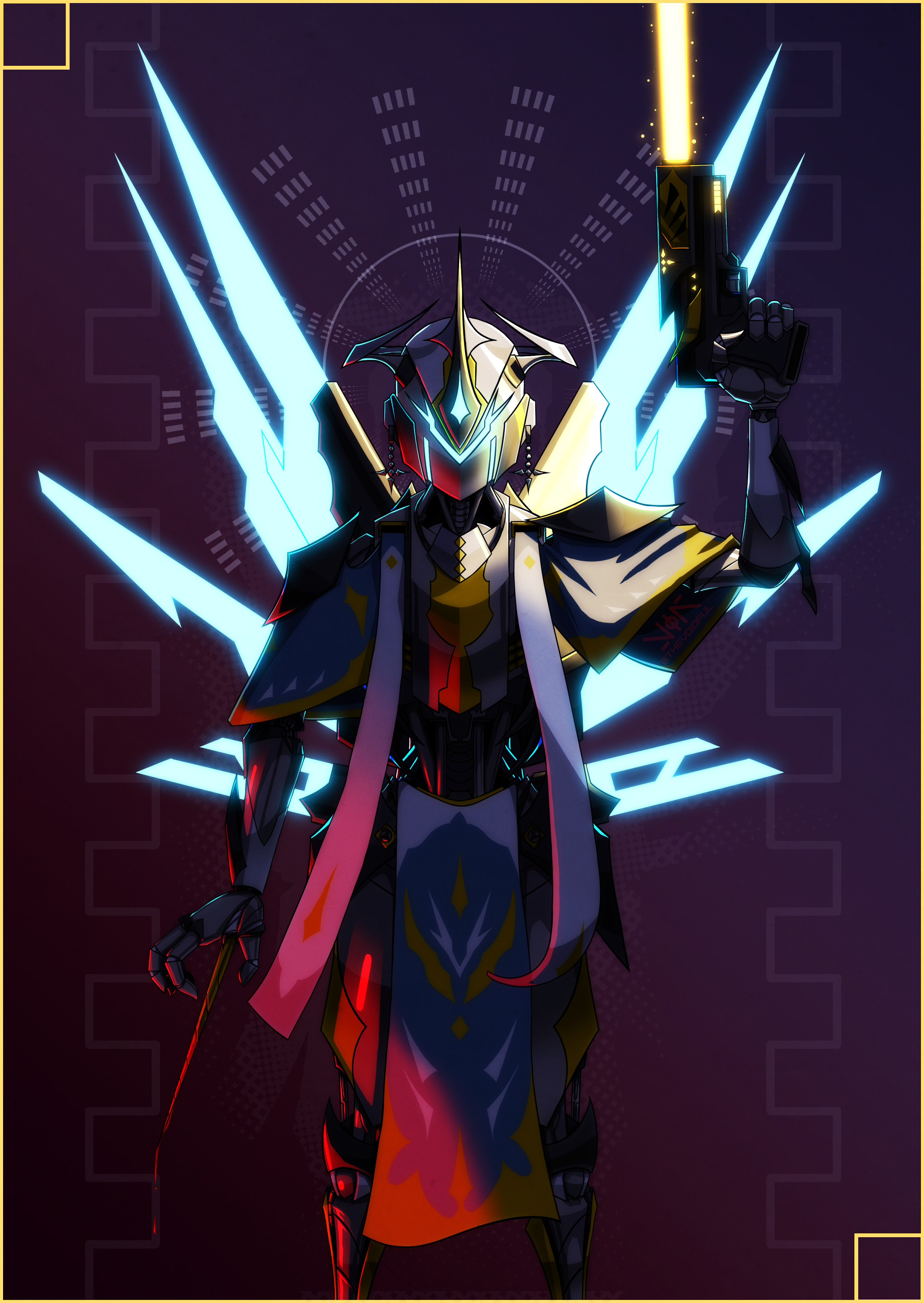 LASER ANGEL