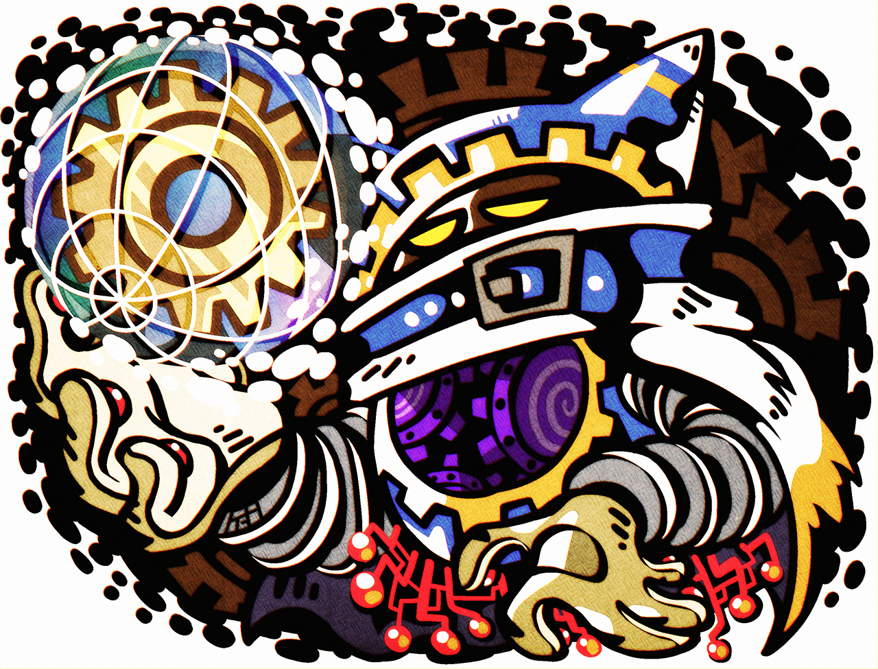 That Magolor Dude