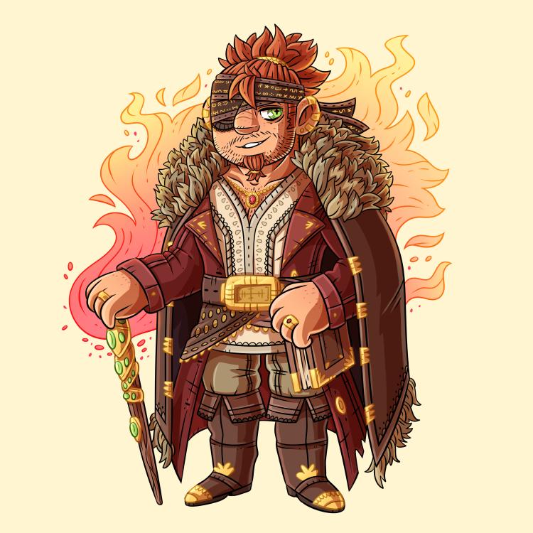 Noble Merchant Achilles Magnus