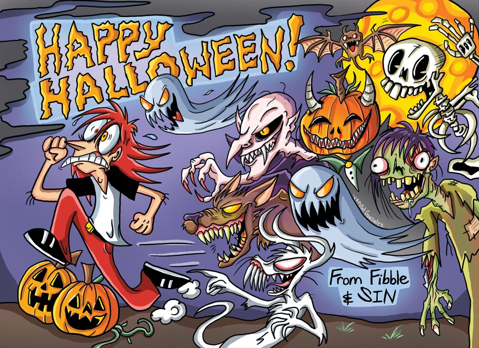 Halloween Card 2020