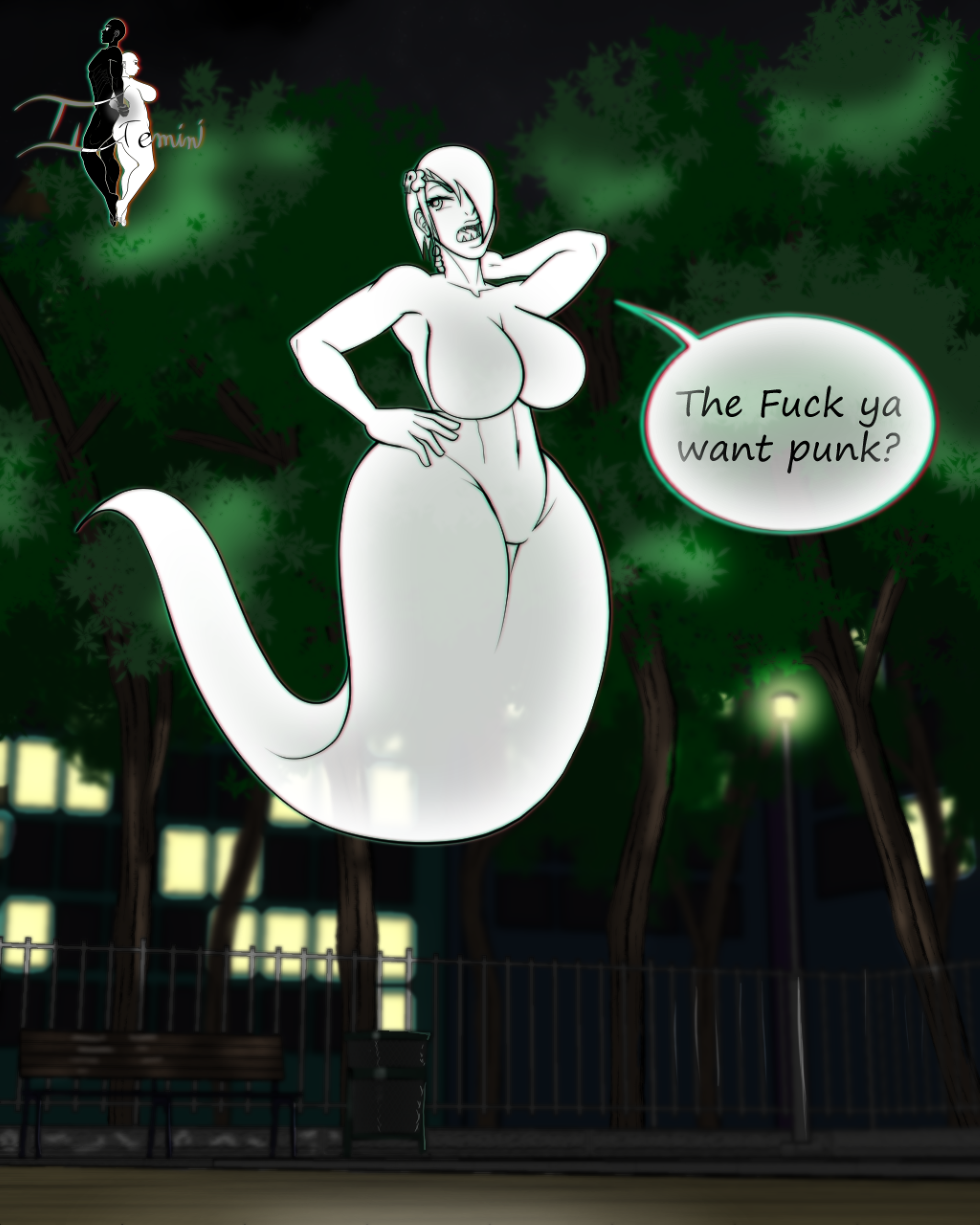 Local Park (Thicc) Ghost