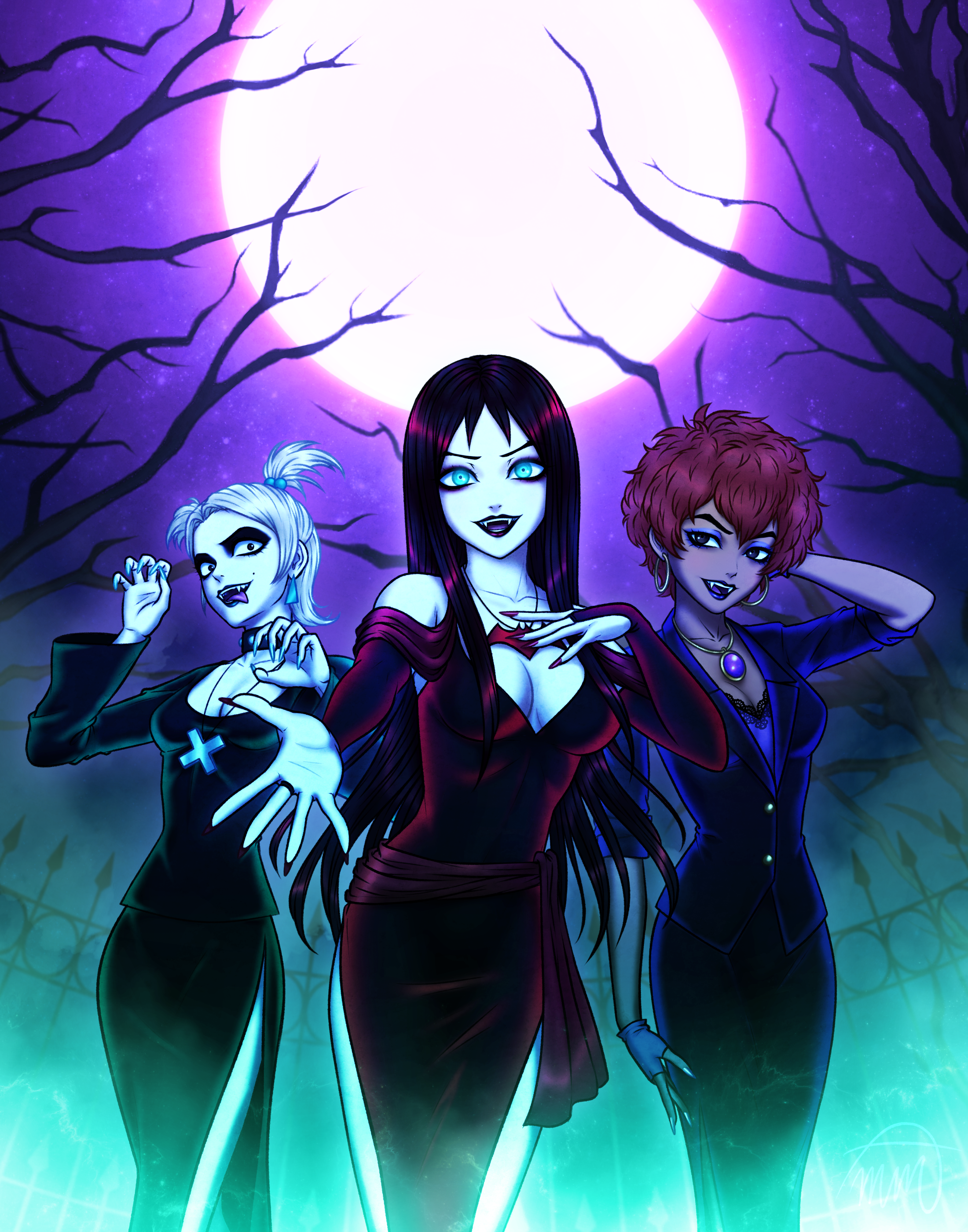 The Hex Girls - Under Our Spell
