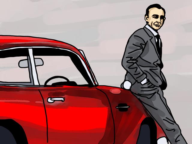 Original Bond Actor Dead