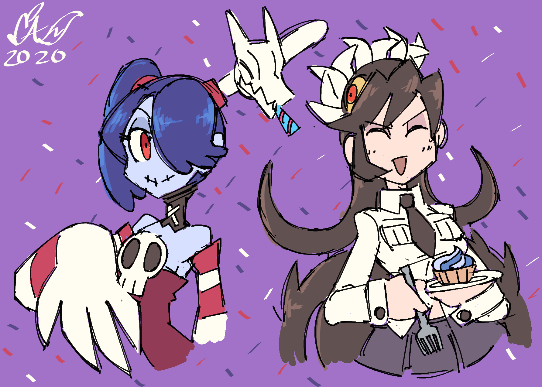 Squigly Birthday