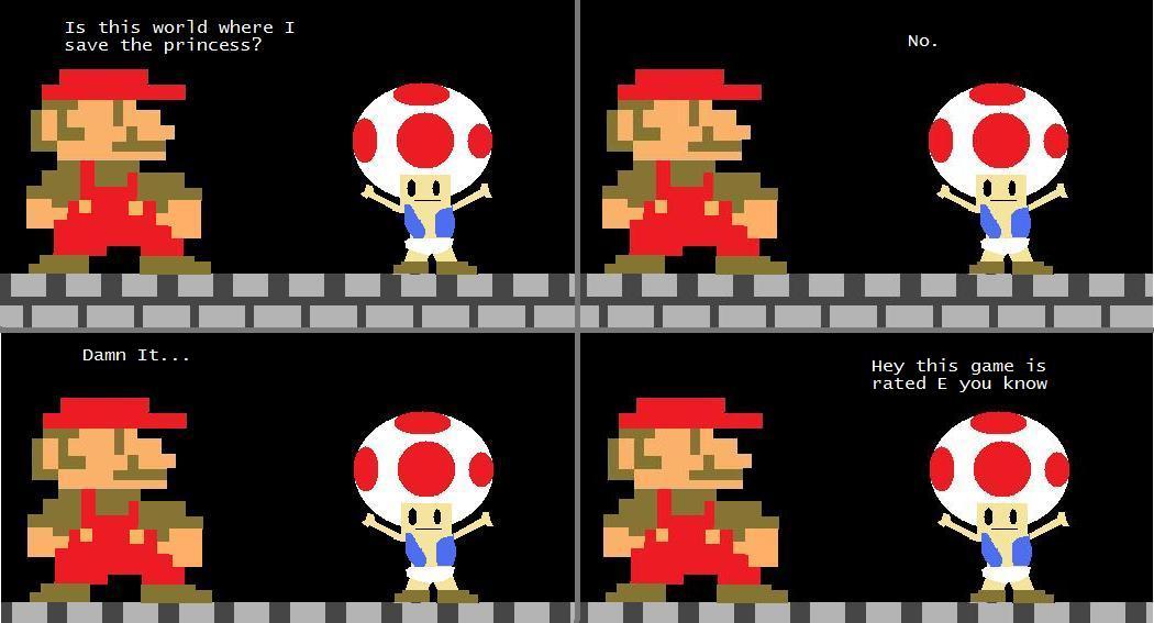 Mario Fail