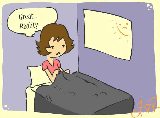 Mudfish Comics - Reality